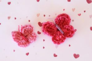 Butterfly Fly Away ~ Quick & Easy Crochet Pattern