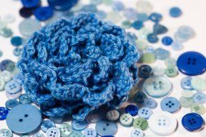Flower Power ~ Easy Rosette Crochet Pattern
