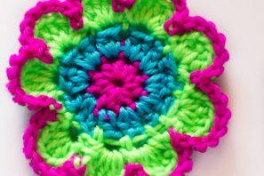 Bouquet of Flowers ~ Crochet Flower Tutorial