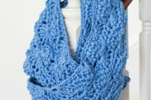 Chunky Infinity Scarf – Free Crochet Pattern