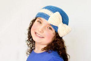 Cutie Pie Beanie Crochet Pattern