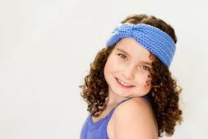 Turban Knot Headband Crochet Pattern