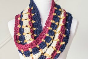 Warm & Toasty Winter Cowl – Free Crochet Pattern