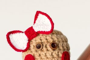 Baby Gingerbread Hat Crochet Pattern