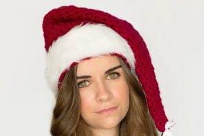 Santa Claus Hat Crochet Pattern
