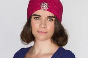 Heather Rose Turban Hat Crochet Pattern