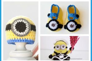 Free Minion Inspired Crochet Patterns Round Up