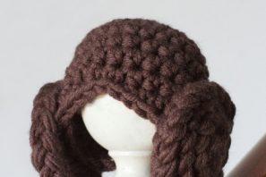 Princess Leia Inspired Beanie Crochet Pattern