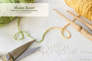 How To: The Magic Knot (Yarn Join) – Easy Tutorial