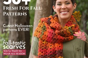 """Fresh For Fall """"I Like Crochet"""" Features!"""