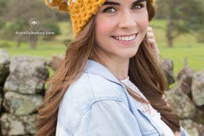 Fair Isle Biscotti Hat – Crochet Pattern
