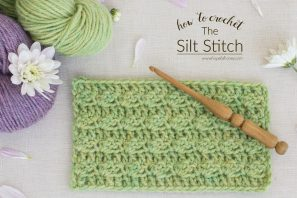 How To: Crochet The Silt Stitch – Easy Tutorial