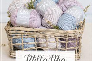 MillaMia: Naturally Soft Aran Yarn Review + Giveaway