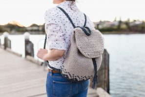 Florence Backpack Crochet Pattern