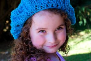 Paris Holds the Key To Your Heart ~ French Beret Pattern