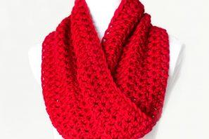 Classic Cowl Crochet Pattern