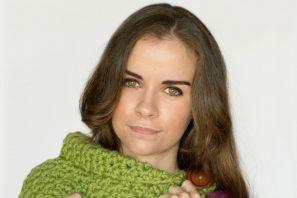 Waterlily Scarf Crochet Pattern