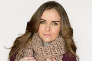 Oversized Scarf Crochet Pattern