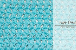 How To: Crochet A Puff Stitch