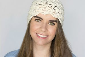Vanilla Tea Cloche Hat – Crochet Pattern + Giveaway