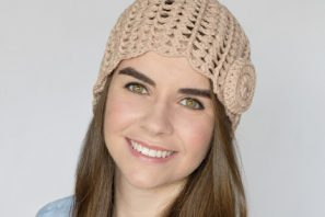 Forest Fawn Hat – Crochet Pattern & Giveaway