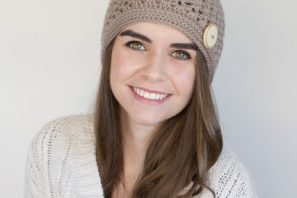 Spiced Nutmeg Hat – Giveaway + Crochet Pattern