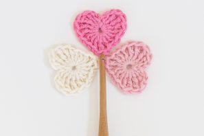 Valentines Heart Crochet Pattern