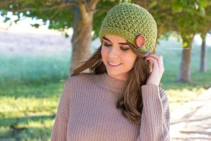 Spiced Pear Hat – Crochet Pattern