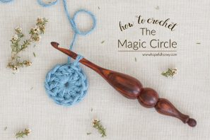 How To: Crochet The Magic Circle (Magic Loop) – Easy Tutorial