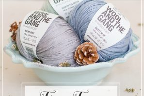 Wool And The Gang: Tina Tape Yarn Review + Giveaway