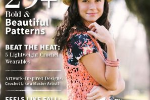 """""""Beat The Heat"""" I Like Crochet Features + Review!"""