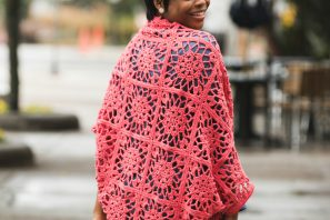 "Featured In ""I Like Crochet"" February 2018"
