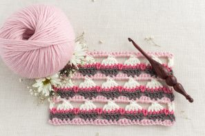 How To: Crochet The Cupcake Stitch – Easy Tutorial